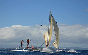 Watersports activities sailboat charter Boracay